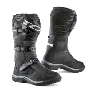 Bottes cross BAJA WATERPROOF 2019 Noir