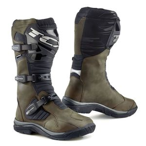 Bottes cross BAJA WATERPROOF 2019 Marron