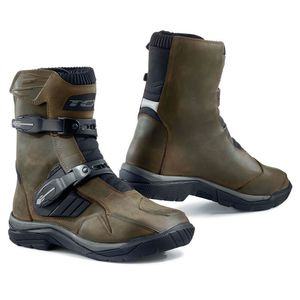 Bottes cross BAJA MID - WATERPROOF 2021 Marron