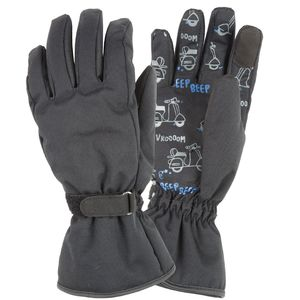 Gants KID PASSWORD CE  Noir