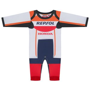 Pyjama REPSOL  Navy Orange Red