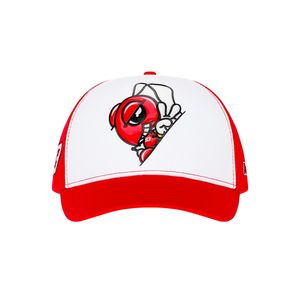 Casquette BASEBALL KID MASCOTTE  Red