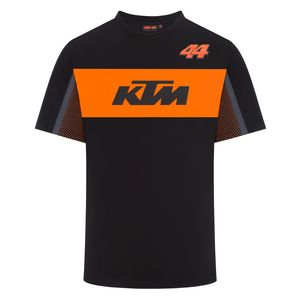 T-Shirt manches courtes KTM - POL ESPARGARO  Black Orange