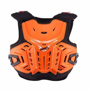 Plastron 4.5 JUNIOR  Orange Noir