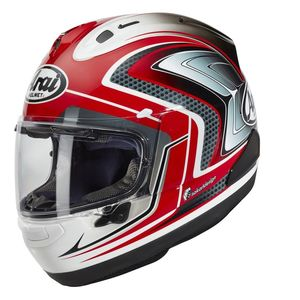 Casque RX7-V SWORD  Red