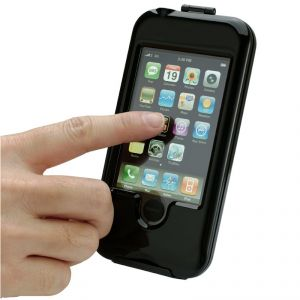 Support de guidon IPHONE ETANCHE MOTO SCOOTER