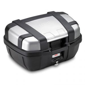 Top case MONOKEY TREKKER 52L  Finition Aluminium