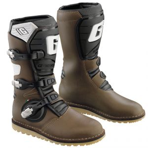 Bottes cross BALANCE PRO TECH TRIAL QUAD BROWN 2021 Marron
