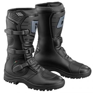 Bottes cross G ADVENTURE AQUATECH  2017 Noir