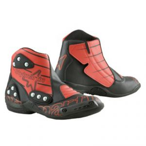 Demi-bottes SPEED S1  Rouge
