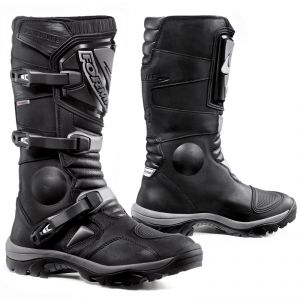 Bottes cross ADVENTURE 2018 Noir