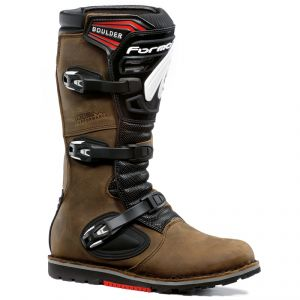 Bottes cross BOULDER MARRON 2021