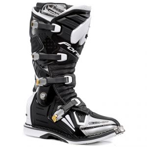 Bottes cross DOMINATOR COMP  Rouge