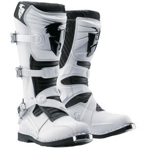 Bottes cross RATCHET - 2019 Blanc