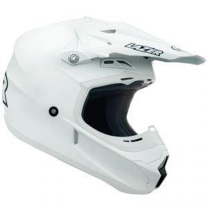 Casque cross X7 SOLID X-LINE 2017 Blanc