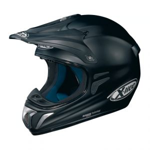 Casque cross X-501 START 2017 Flat black