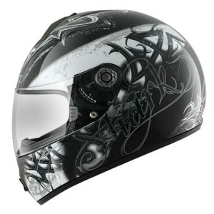 Casque Shark S600 Dark Knight - Npu