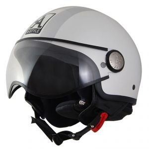 Casque A-style A-style Blanc Perle