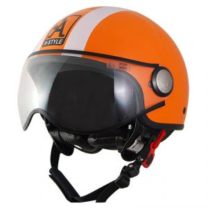 Casque A-style A-style Orange