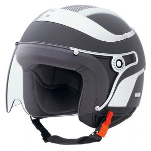 Casque UNO  Mat black