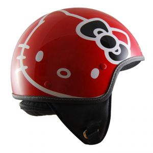 Casque Hello Kitty Cherry Rouge