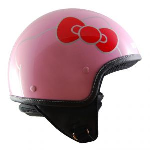 Casque Hello Kitty Crystal Rose