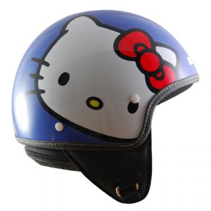 Casque Hello Kitty Maki Bleu