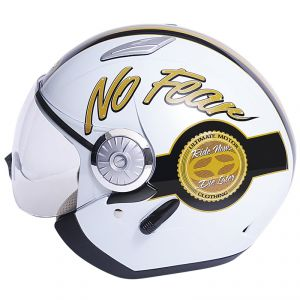 Casque No Fear Jet 215 Golden