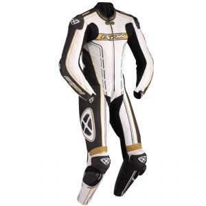 Combinaison ZENITH LEATHER SUIT  Or