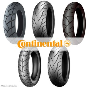 Pneumatique ATTACK SM 120/70 R 17 (58H) TL