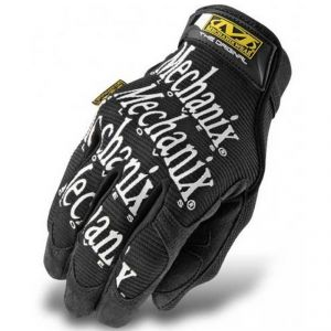 Gants d'atelier THE ORIGINAL  Noir/Jaune