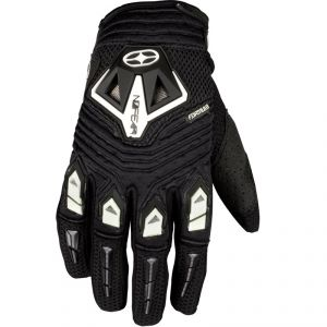 Gants Cross No Fear Formula Kid Black