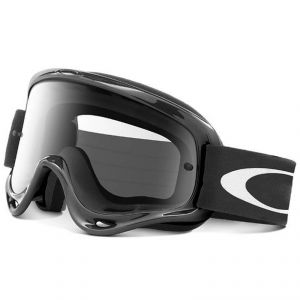 Masque cross O FRAME MX JET BLACK 2017