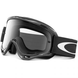 Masque cross XS O FRAME MX JET BLACK CLEAR (ENFANT) 2017