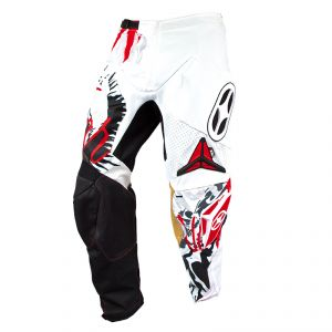 Pantalon Cross No Fear Rogue Phantom Red Pants