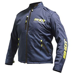 Veste enduro CONTACT ASSAULT - BLUE NEON YELLOW 2020 Blue Neon Yellow