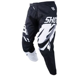 Pantalon cross CONTACT SCORE -BLACK WHITE 2019 Black White