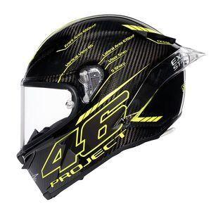 Casque Agv Pista Gp R - Project 46 3.0