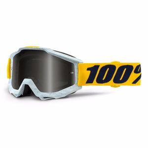 Masque Cross 100% Accuri - Athleto - Ecran Iridium - 2018