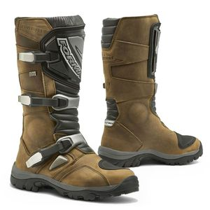 Bottes cross ADVENTURE HDRY WP 2020 Marron