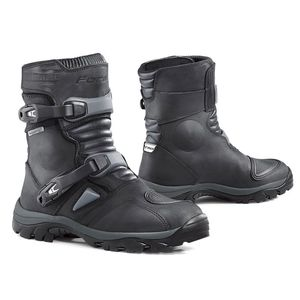 Bottes cross ADVENTURE LOW 2019 Noir