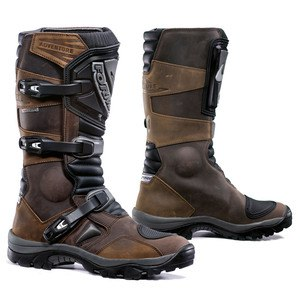 Bottes cross ADVENTURE 2019 Marron