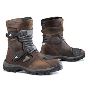 Bottes cross ADVENTURE LOW 2020 Marron