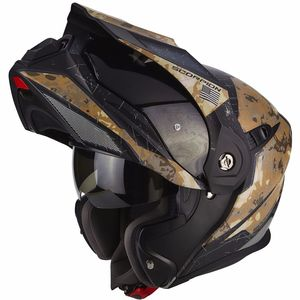 Casque Scorpion Exo Adx-1 - Battleflage