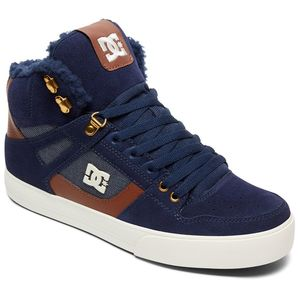 Chaussures SPARTAN HIGH WNT  Navy