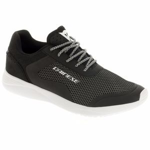 Baskets AFTERACE SHOES  BLACK/SILVER/WHITE