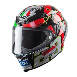 Casque Agv Corsa - Iannone Mugello 2016 Limited Edition