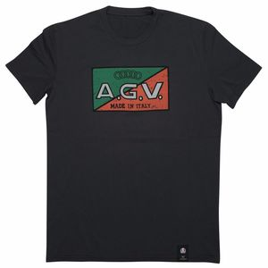 T-Shirt manches courtes AGV 1947  Anthracite