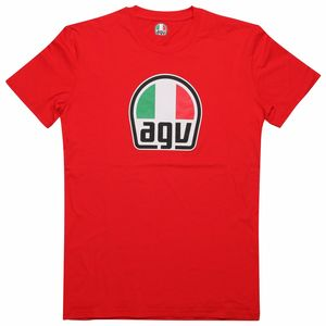 T-Shirt manches courtes AGV  Red