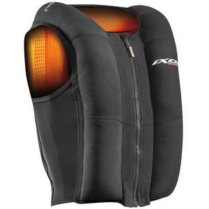 Gilet Airbag IX-AIRBAG U03  Noir/Orange
